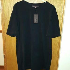 Men's Michael Kors size L black T-shirt